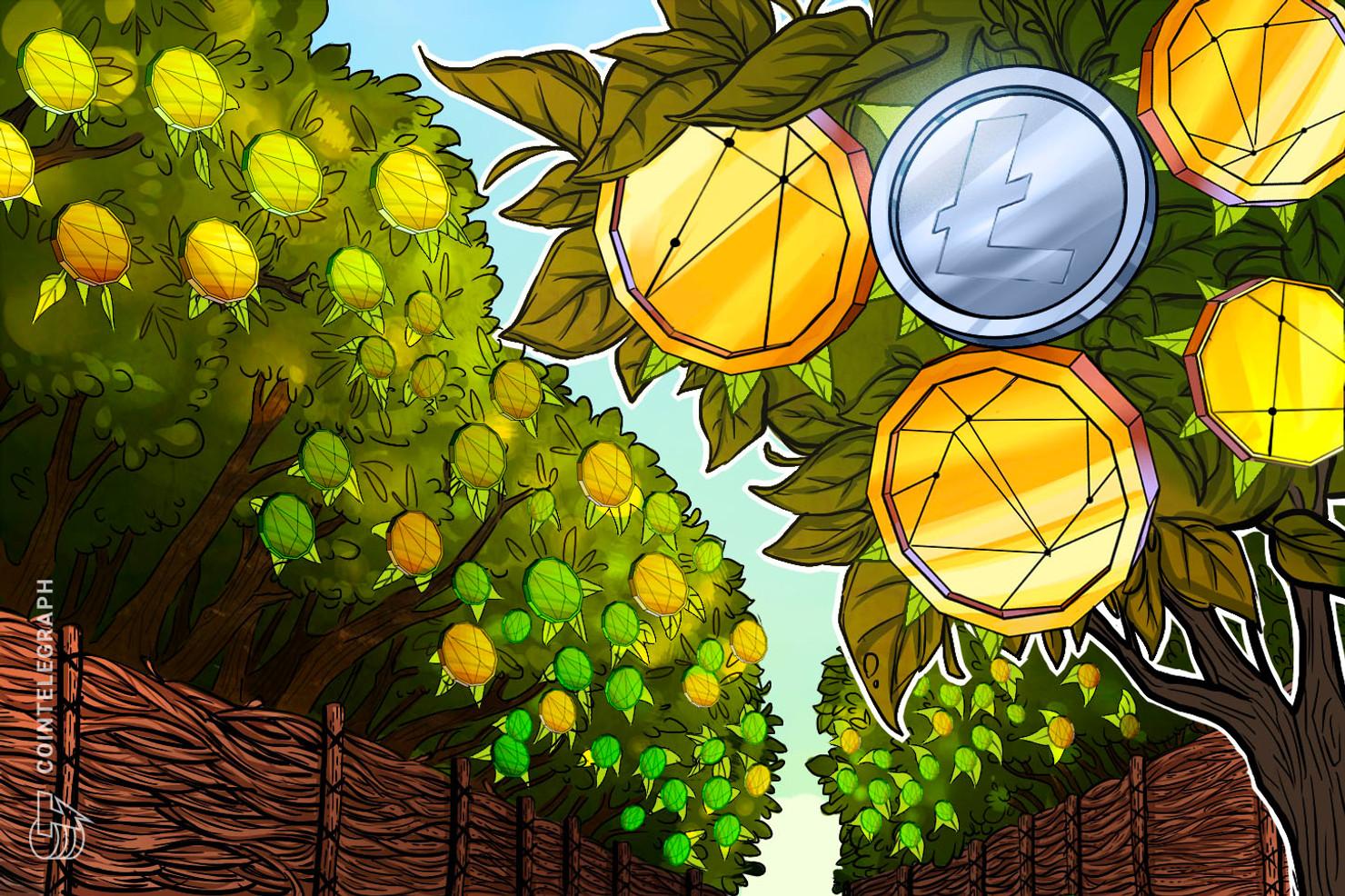 ライトコイン財団、年利最大10%をうたう仮想通貨レンディングのクレドと提携【ニュース】