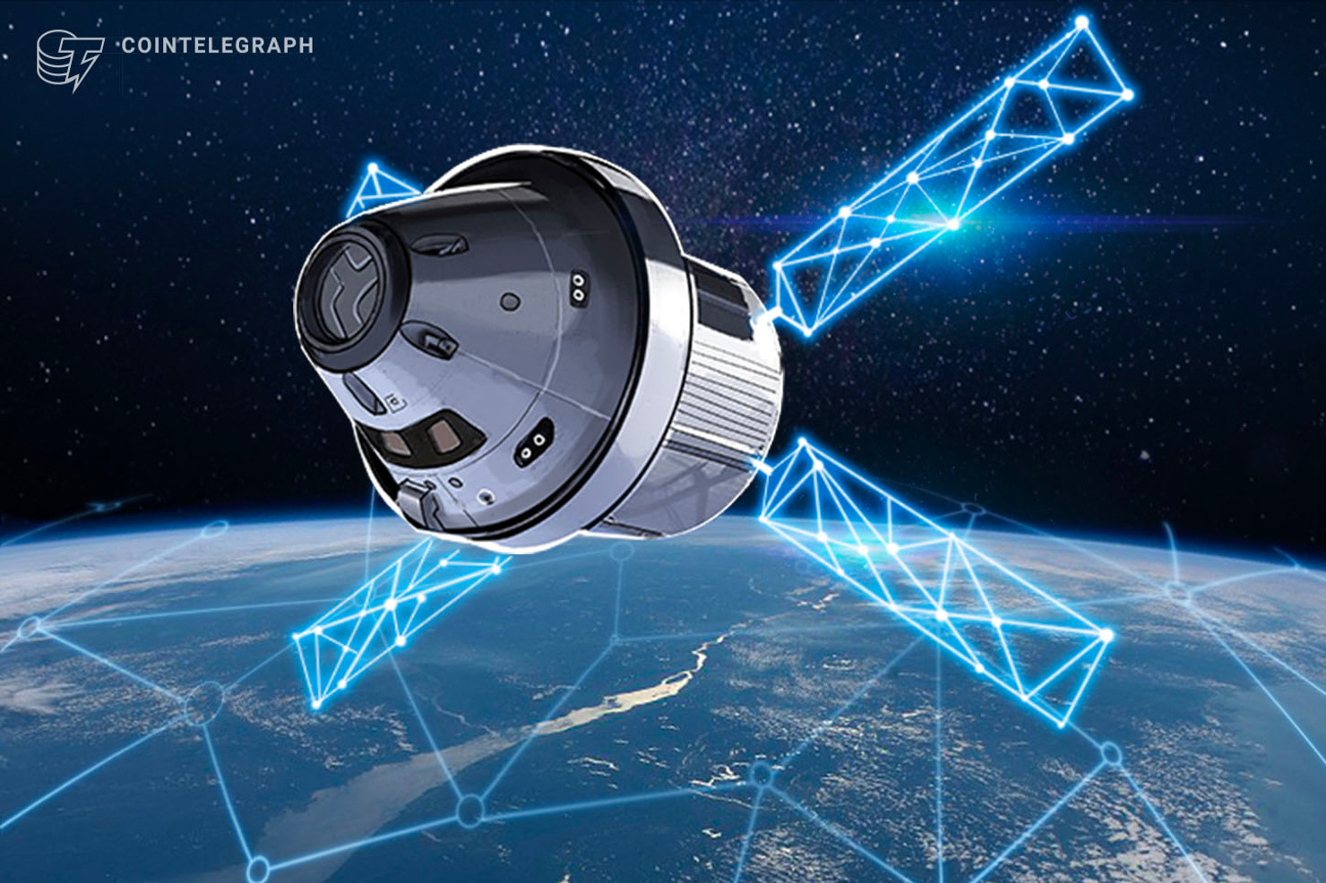 European Space Agency Funds Blockchain Project Recording Satellite Data
