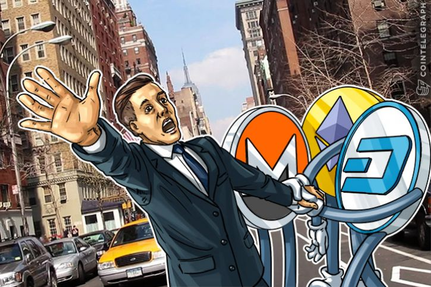 New Survey Shows Around 26 Mln Americans Own - And 8 Percent Plan To Buy - Cryptocurrencies