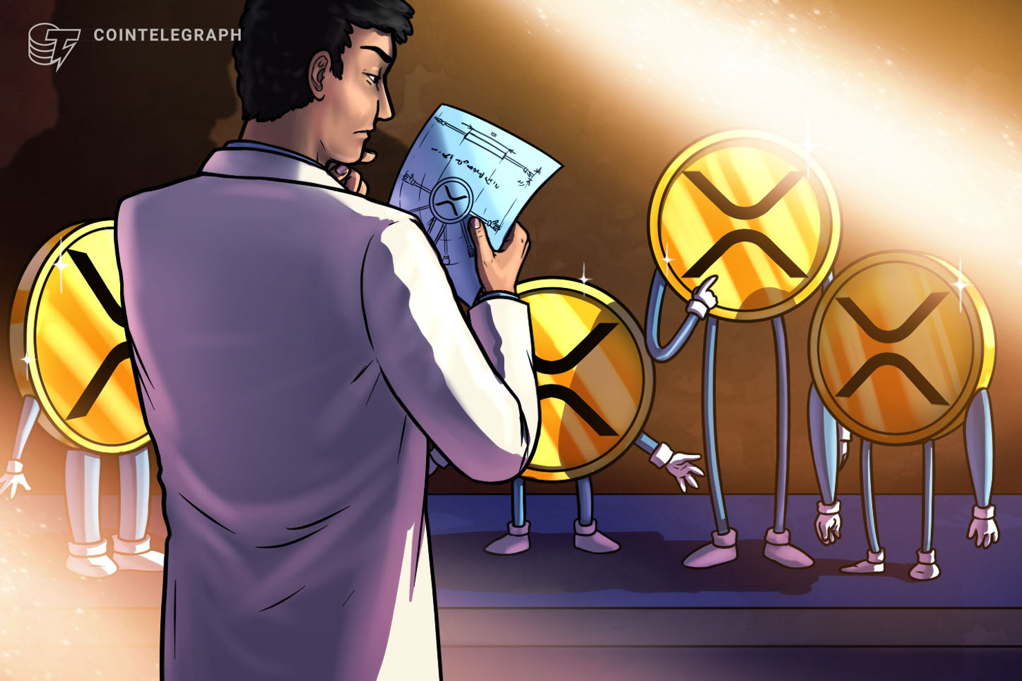 XRP Price Crashes by 40% on Beaxy Exchange After Coordinated Sell-Off