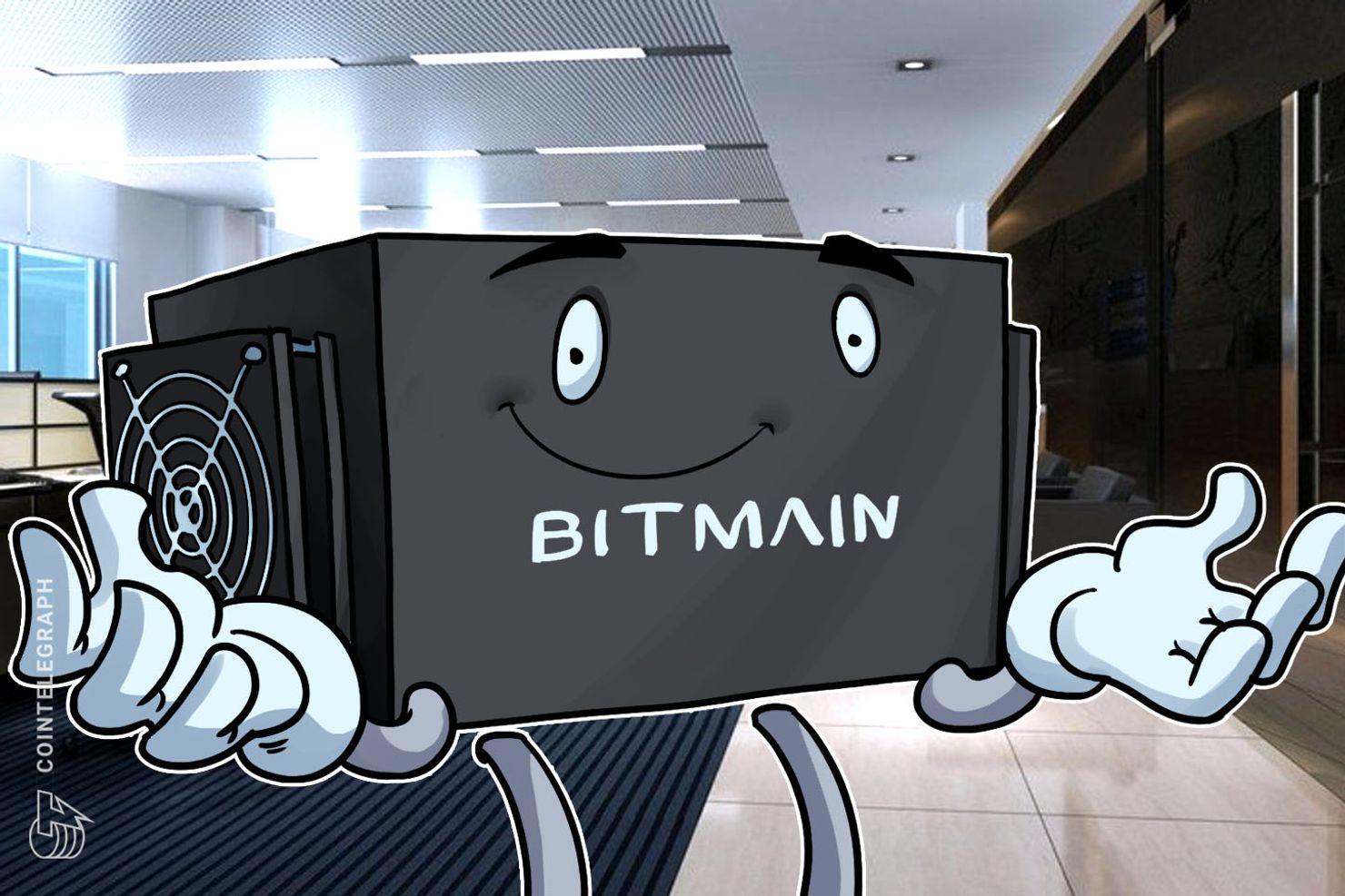 China Bitcoin Mining Behemoth Bitmain Releases New 7nm Antminer Power Probe Short Circuit Detector Kit Pricefallscom Hardware