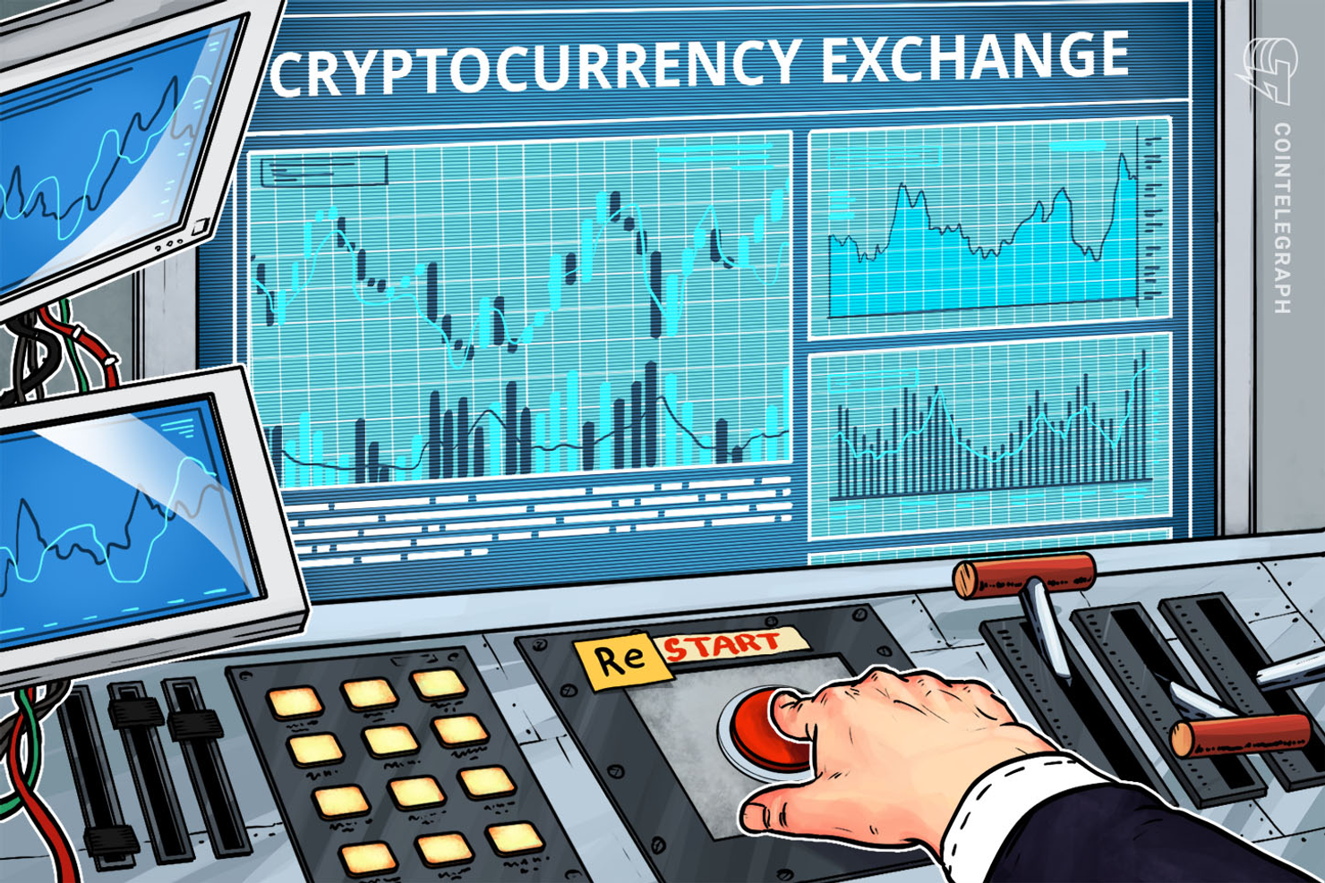 Cryptocurrencies will be shut down
