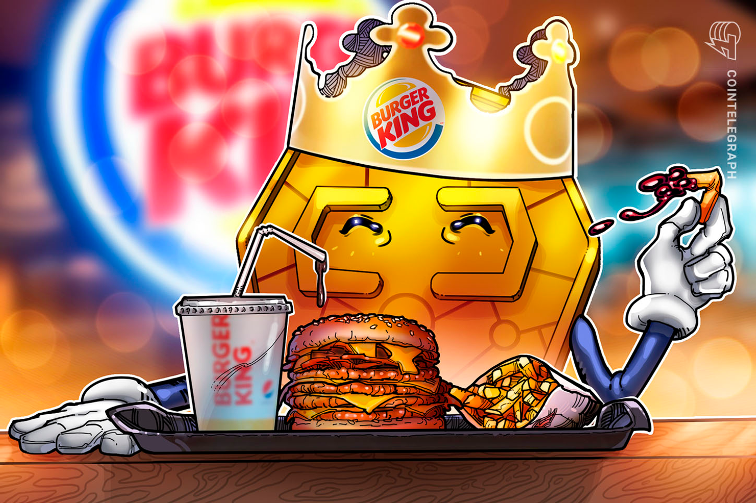 Burger King Venezuela Starts Bitcoin Payments in First of 40 Stores