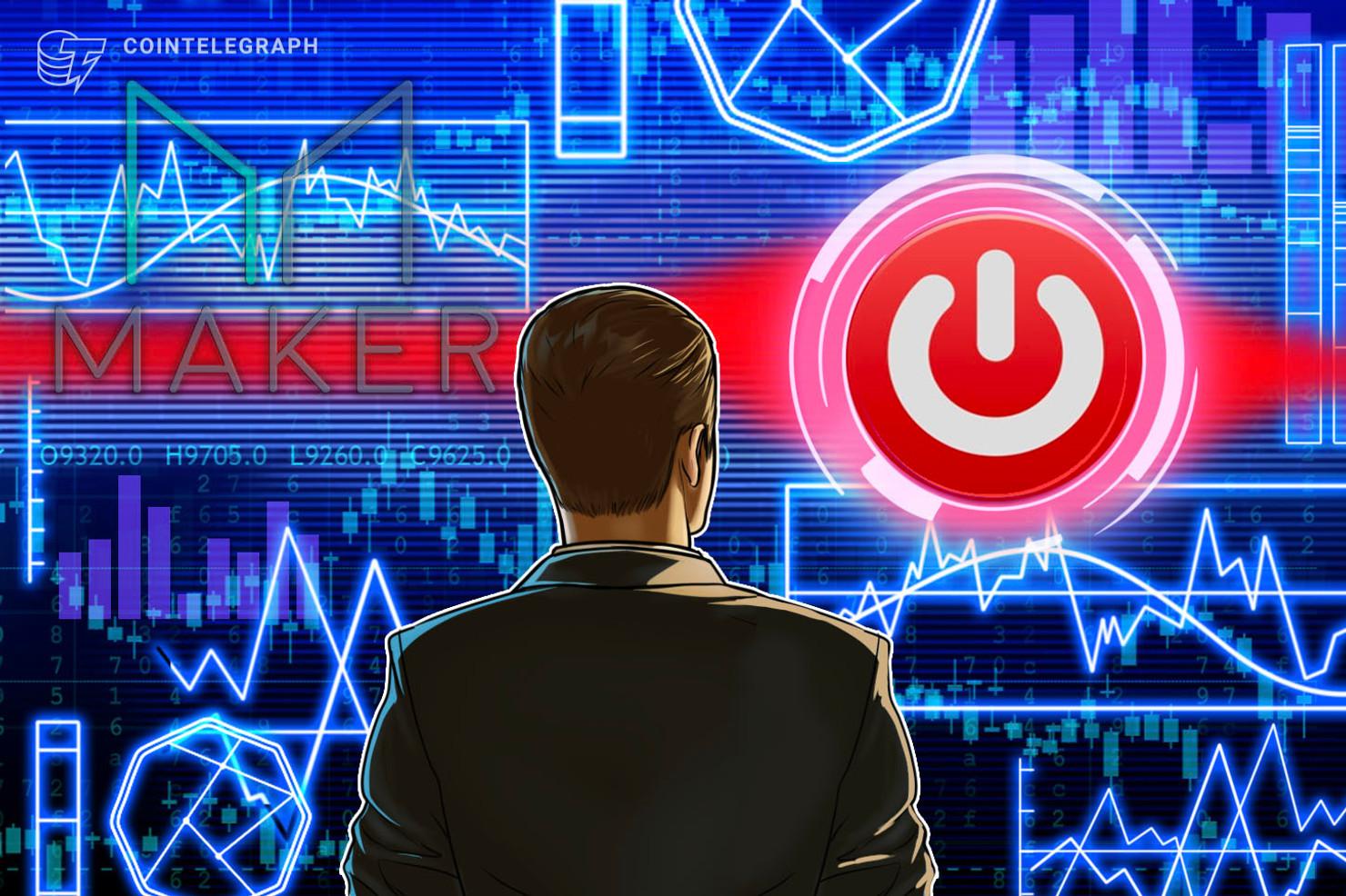 DeFi Giant MakerDAO Avoiding Shutdown in the Face of Tanking ETH — For Now