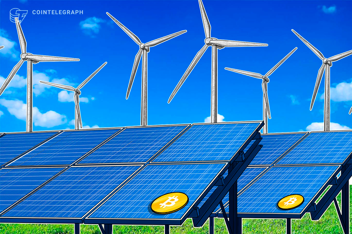 Study: Over 74% of Bitcoin Mining is Powered by Renewable Energy