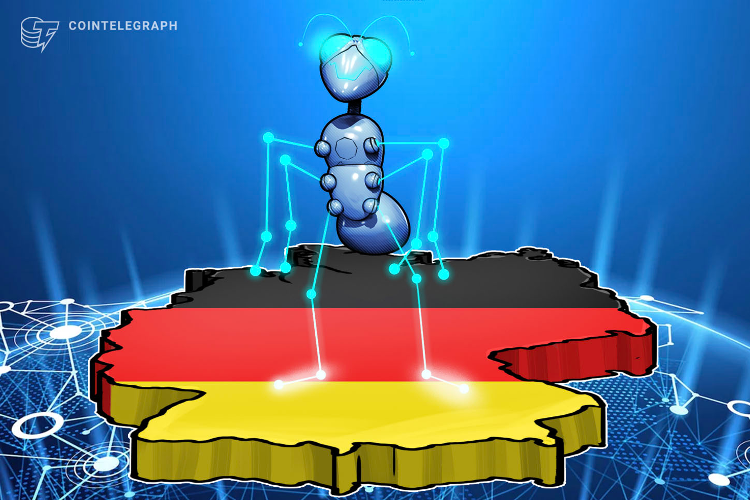 Germany: CDU and CSU Union to Integrate Blockchain Into Public Services