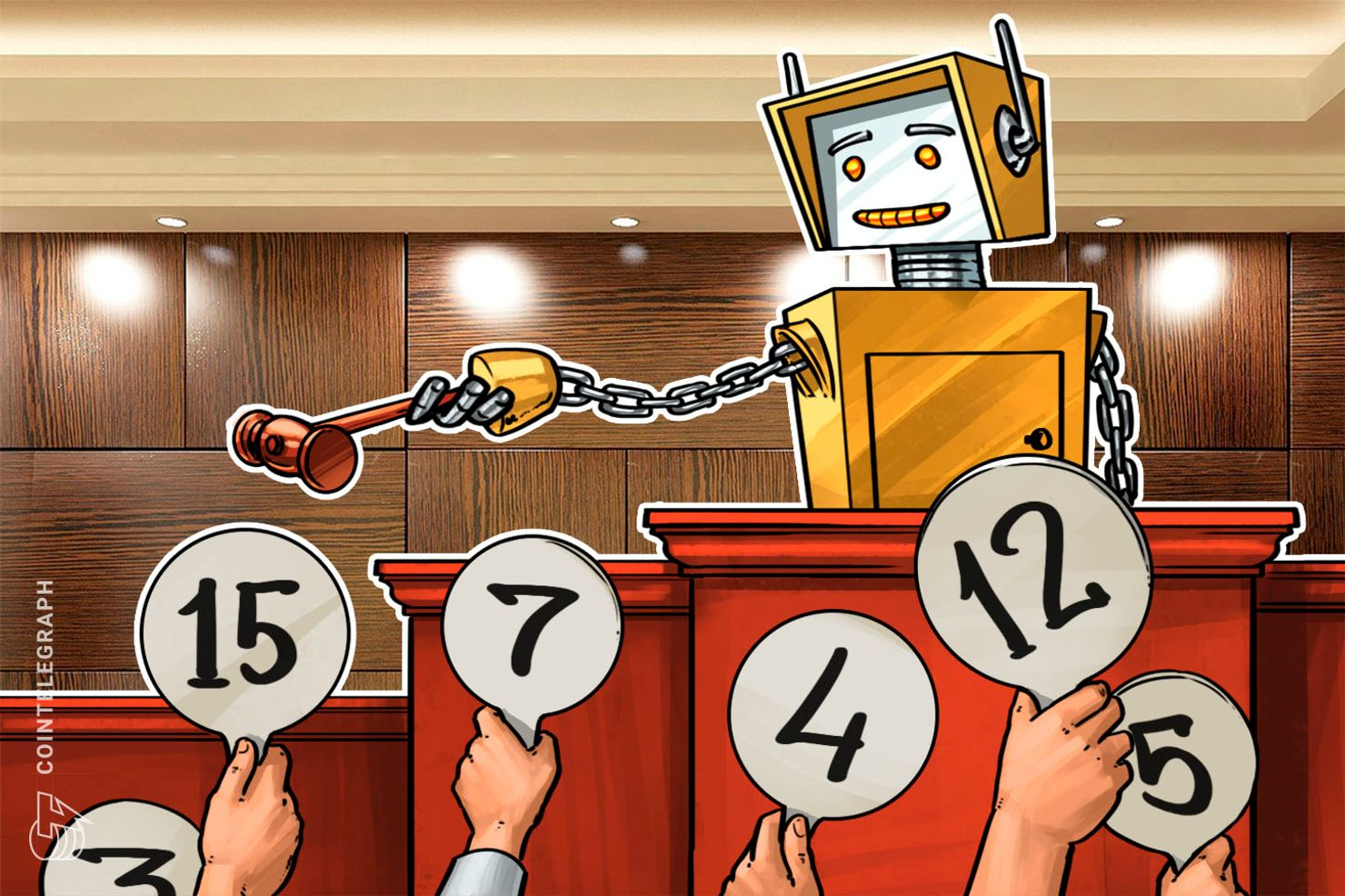 Auction House Christie's Trials Blockchain Data Recording in New Partnership