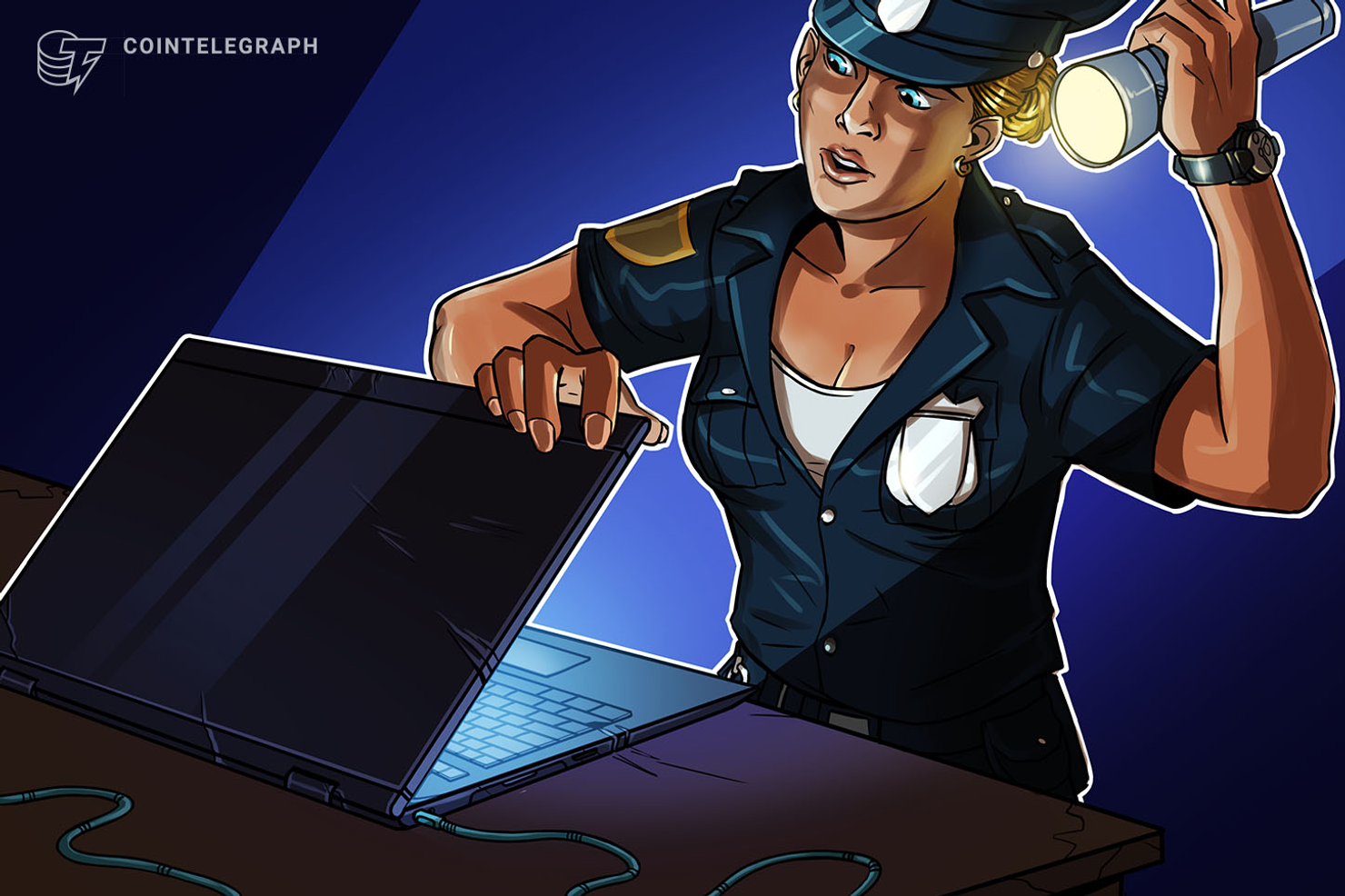 French Cybercrime Division Uses Smart Contacts on Tezos Blockchain