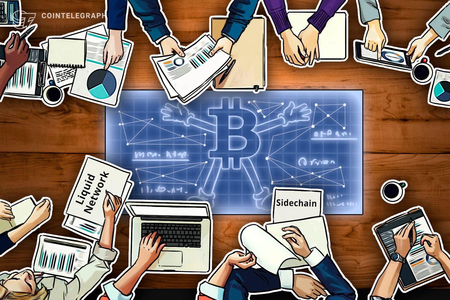仮想通貨ビットコインのサイドチェーン「リキッド」、決済処理のBTCペイをサポート【ニュース】