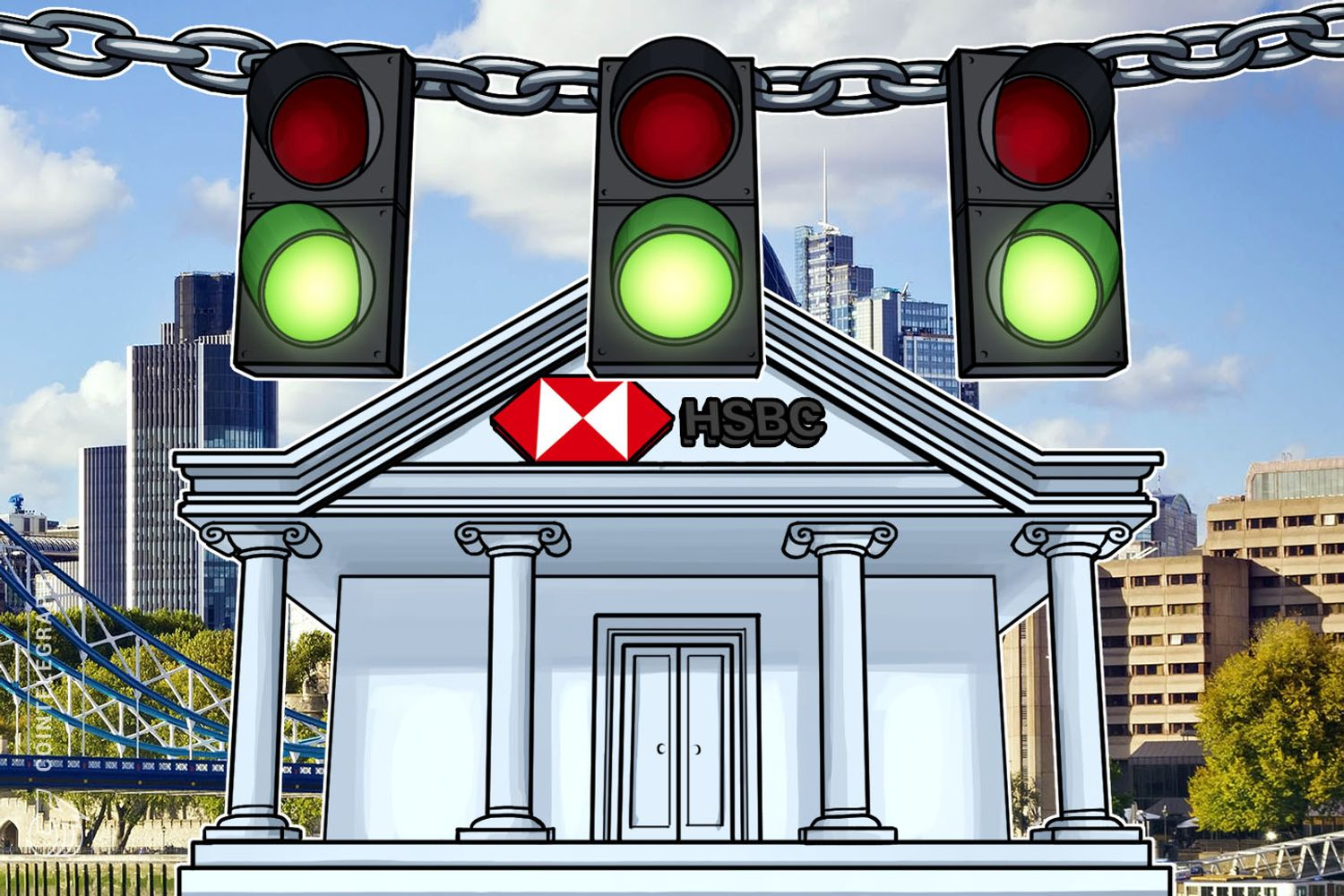 Hsbc completes worlds first blockchain trade finance deal ships hsbc completes worlds first blockchain trade finance deal ships soybeans ccuart Image collections
