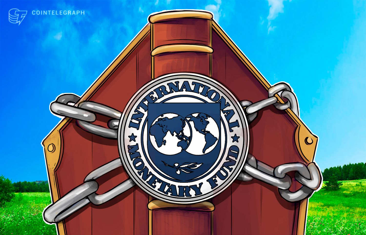 Image result for IMF Report Says Crypto Does Not 'Pose Risks' To Global Finance
