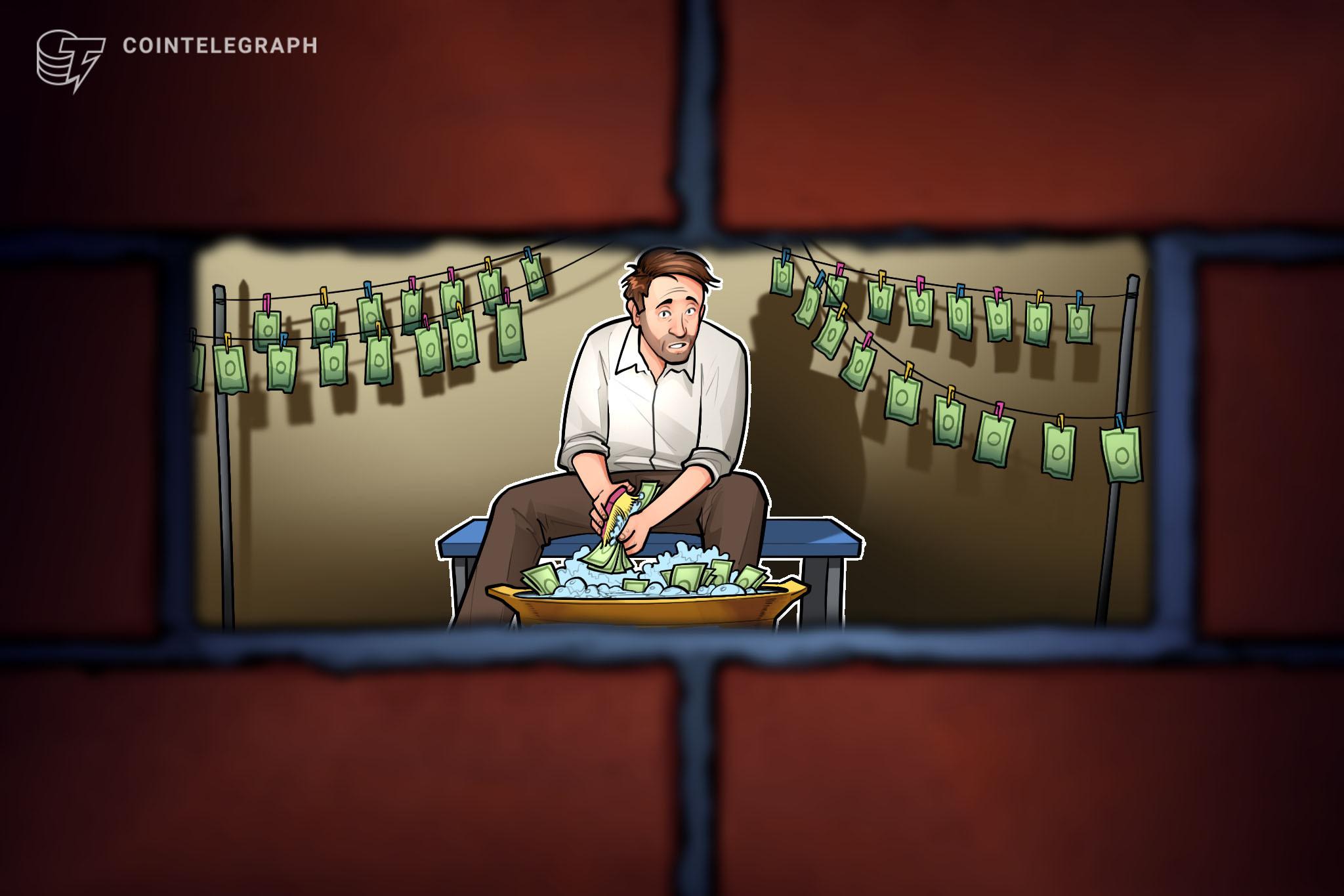 rischio di riciclaggio di denaro bitcoin