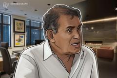 Bitcoin potrebbe essere 'una riserva parziale di valore', ammette Nouriel Roubini