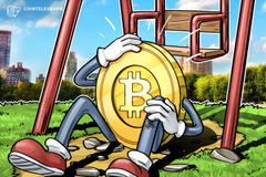 Crolla il numero di download dell'applicazione di Coinbase in seguito al declino dei mercati delle criptovalute