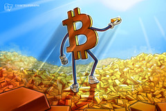 Bitcoin esplode, mentre Goldman lancia l'allarme. Capro espiatorio in progress?