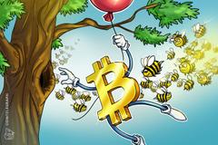 Bitcoin registra un nuovo massimo annuale, sfiorato il muro dei 9.800$