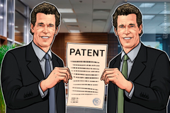 Vinklevos blizancima odobren patent za sistem zaštite digitalnih transakcija