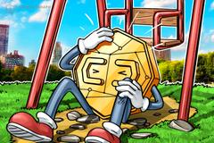 Perdite moderate per tutte le criptovalute principali, Bitcoin sotto quota 3.450$