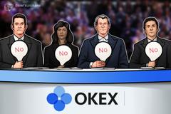 """Najveća kripto berza u svetu OKEx uklanja sa svoje liste 50+ trgovinskih parova zbog """"slabih"""" performansi"""
