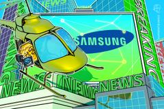 Samsung annuncia nuove DApp per lo smartphone Galaxy S10