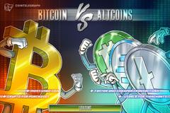 La dominance di Bitcoin tornerà al 90%, prevede il CEO di Blockstream