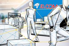 Il colosso cinese della distribuzione JD.com lancia una piattaforma Blockchain-as-a-Service per le imprese