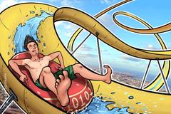 Cena bitkoina se drži na nivou od 10.000 dolara nakon nestabilnog vikenda