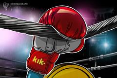 Fondatore di Kik: continueremo a lottare contro la SEC 'fino a che non avremo più un dollaro'