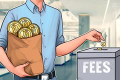 Neko je upravo pomerio 1 milijardu dolara u bitkoinu za naknadu od 700 dolara, preplaćujući 20 puta
