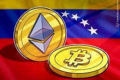 La banca centrale del Venezuela pianifica di detenere fondi in Bitcoin ed Ether