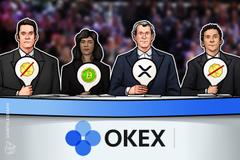 OKEx aggiunge Ripple e Bitcoin Cash alla propria piattaforma Customer-to-Customer