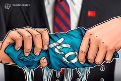 Vice governatore della Banca Popolare Cinese: Dobbiamo rimanere vigili e fermare le ICO fraudolente
