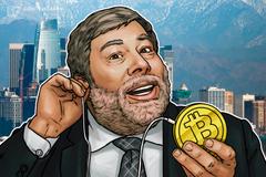 """Steve Wozniak: Bitcoin è l'unico vero """"oro digitale"""""""