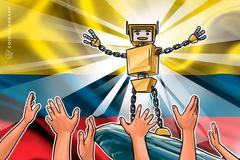 La blockchain 'potrebbe cambiare la vita' dei cittadini, ha dichiarato un senatore della Colombia