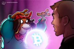 Bitcoin potrebbe arrivare a 9.500$ dopo aver riempito il gap dei future, sostiene un analista