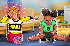 Western Union blokira transakcije vezane za kriptovalute