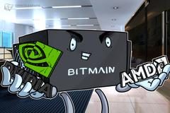 Gli analisti di Wall Street abbassano il target price delle azioni di AMD e Nvidia a causa della competizione di Bitmain