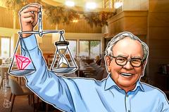 Il CEO di Tron Justin Sun andrà a pranzo con Warren Buffet: è lui il vincitore della sua asta di beneficenza su eBay