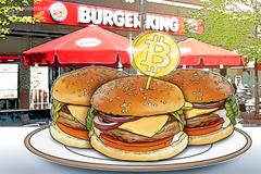 Burger King prihvata bitkoin za onlajn narudžbe u Nemačkoj
