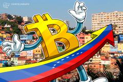 Venezuela: il trading di Bitcoin registra un nuovo picco