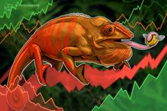 Lieve calo dei mercati delle criptovalute, mantenuti i guadagni dei giorni scorsi