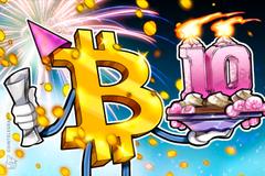 """Il Bitcoin compie dieci anni: oggi è l'anniversario del """"Genesis Block"""", il primissimo blocco della blockchain"""