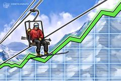 Bitcoin supera quota 3.450$, lieve perdite per i mercati azionari