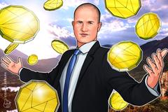 Brian Armstrong: Coinbase Custody ha un miliardo di dollari di criptovalute in gestione
