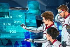 Binance Coin, Litecoin, NEXO, EOS, Stellar, Monero: Panoramica delle migliori cinque criptovalute della settimana, 11 marzo