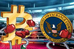 Presidente SEC Stati Uniti: BTC non arriverà nelle principali borse senza ulteriore regolamentazione
