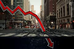 Mercati ancora in calo, perdite per le criptovalute principali, XRP supera Ethereum