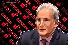Peter Schiff ha perso i propri Bitcoin, afferma che possedere crypto è stata 'una cattiva idea'