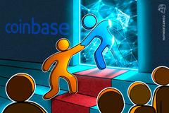 Nell'ultimo anno, il numero di utenti su Coinbase è aumentato di 8 milioni