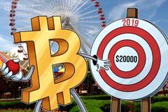 Operativni direktor BitPay-a: Bitkoin bi mogao da dostigne 20.000 dolara do kraja 2019.